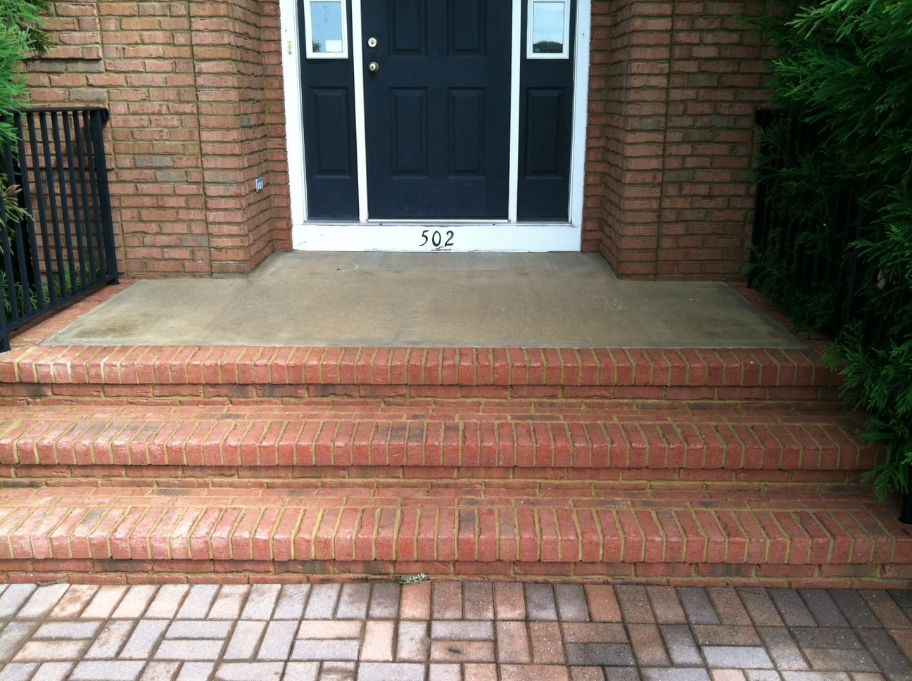 Concrete cleaning new jersey psi pressure washing for Outdoor concrete cleaner