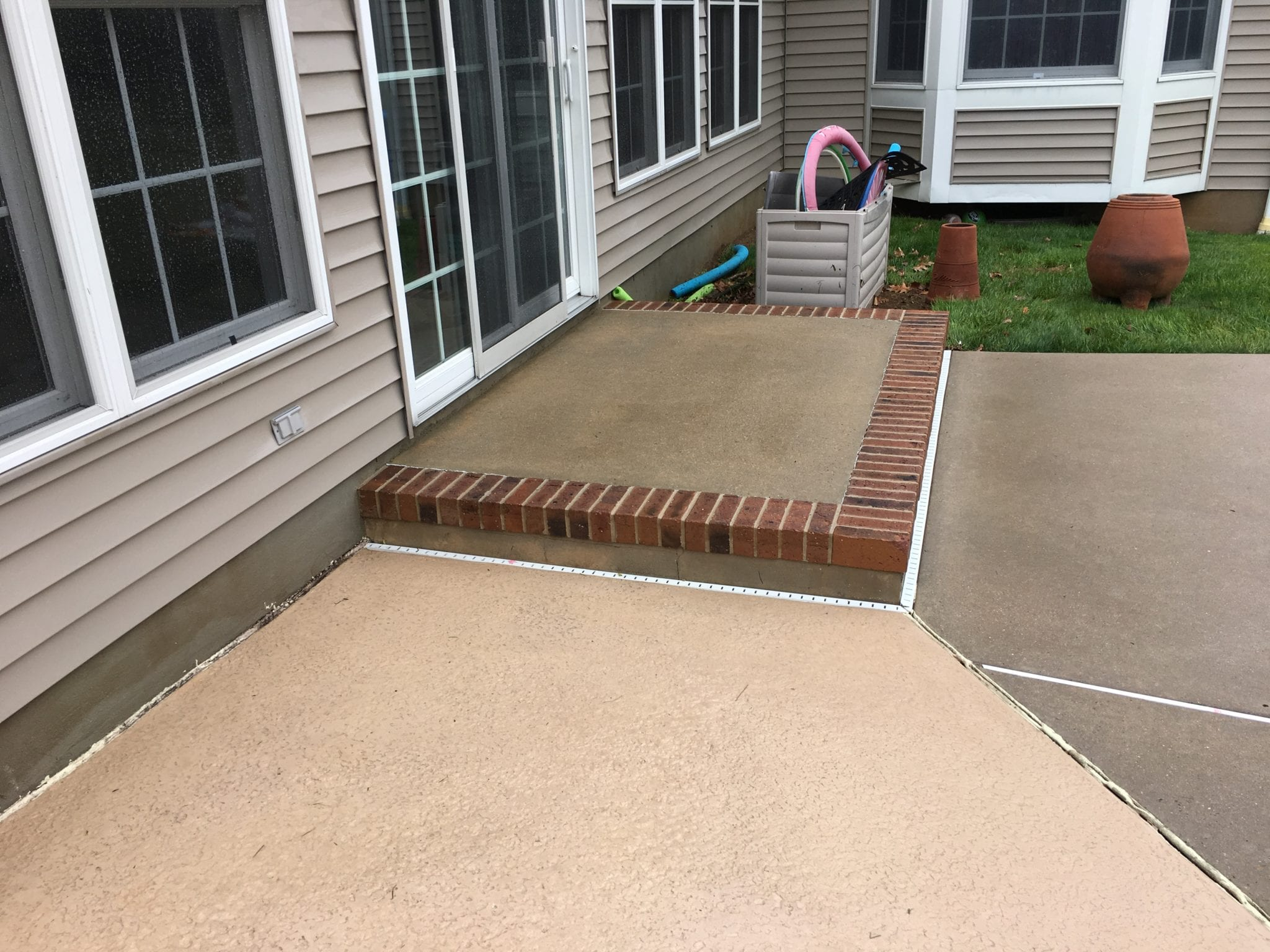 Concrete Cleaning New Jersey