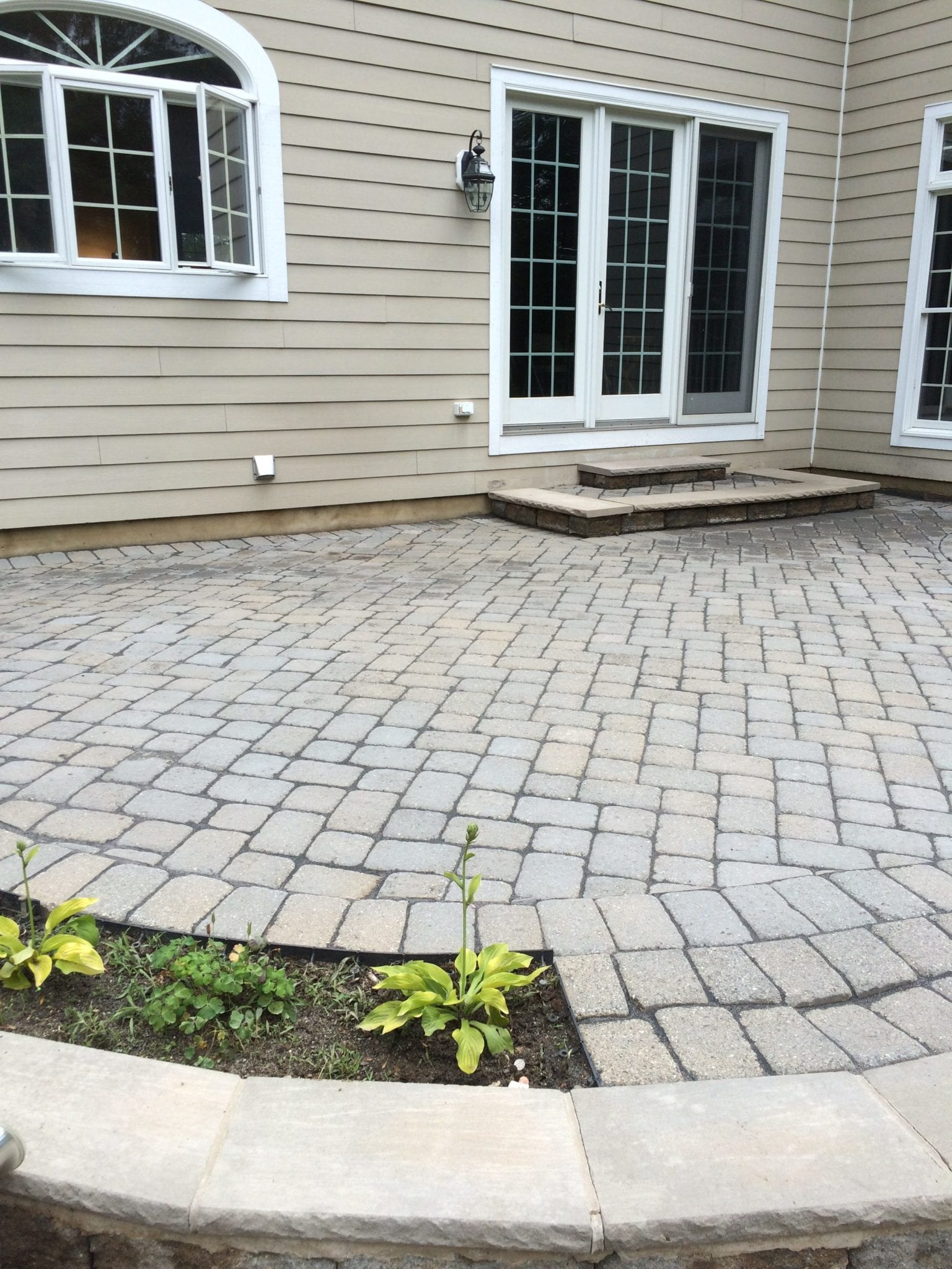 BRICK PAVER CLEANING & RESANDING