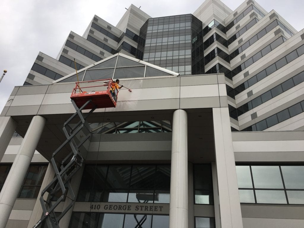 Commercial Pressure Washing NJ