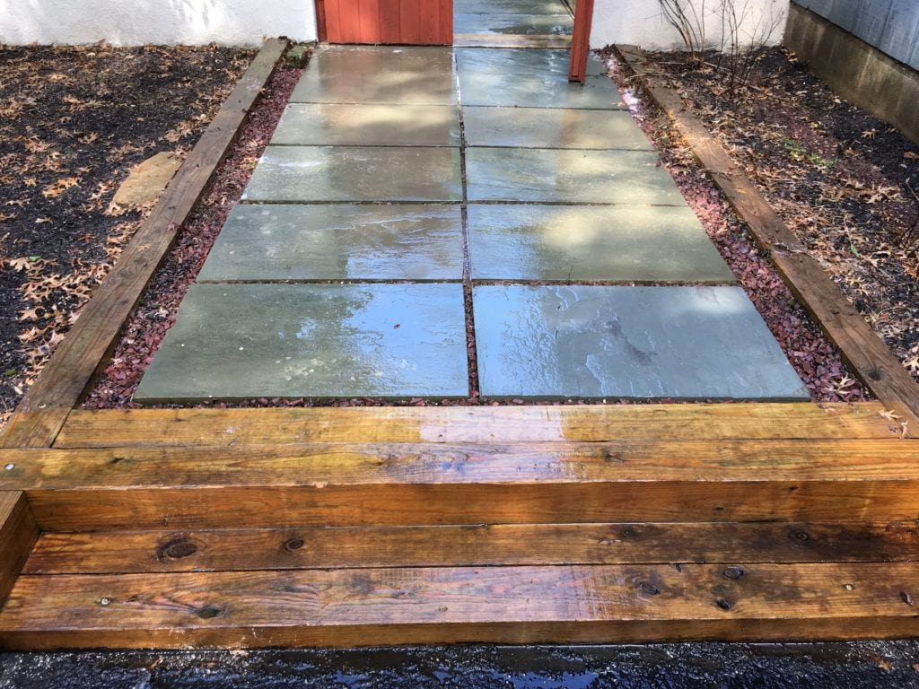BRICK PAVER CLEANING & RESANDING Brick pavers give your property a unique richness that you treasure. So it is only natural that special care should taken to preserve the beauty of this special part of your home. PSI Pressure Washing delivers with our professional brick paver cleaning service. WHY SPECIALIZED SERVICE MATTERS Your brick pavers are a unique surface. On one hand, they're a complete decorative asset: they provide visual appeal, lasting value, and aesthetics to your space. But they're also by nature a functional material. These are some of the surfaces the get the most traffic on your property – and if they aren't maintained, the negative impact isn't subtle. Most of the Pavers that our professionals work with have seen wear and tear from: