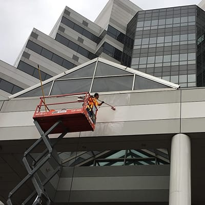 Commercial Building Pressure Washing Psi Pressure